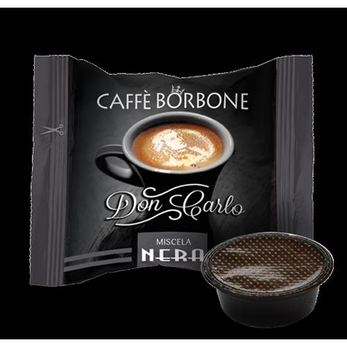 Capsule Caffè Borbone Miscela Nera Compatibile Lavazza A Modo Mio