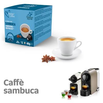 Capsule Sambuca Italian Coffee