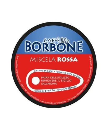 90 Capsule Nescafe Dolce Gusto Caffe Borbone Miscela Rossa